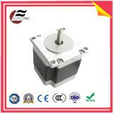 CNC 꿰매는 조각 기계를 위한 1.8deg NEMA23 Stepping/DC 무브러시 모터