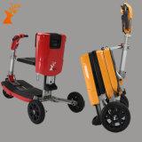 Vespas eléctricas plegables 3-Wheels seguras de la buena calidad