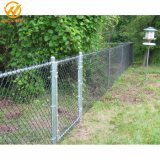 Venda a quente 1.8*2 m de elos da corrente de aço cerca para Outdoor