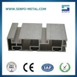 Алюминиевый профиль Profile завершения обработки