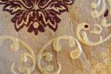 De zilveren Nieuwe Stof van de Stoffering van de Jacquard Chenille (FTH31823)