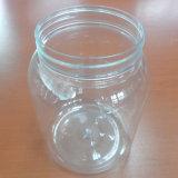 Автоматическая машина прессформы дуновения впрыски одиночного этапа пластичная для косметики Jars бутылка