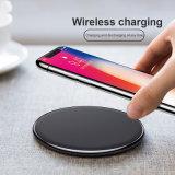 공장 OEM USB 이동 전화 충전기, iPhone8/8plus를 위한 휴대용 무선 충전기