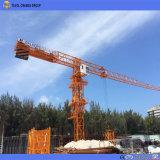 Topless de grúa torre grúa de construcción
