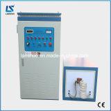 máquina de calefacción de alta frecuencia de inducción 120kw 30-80kHz Spg50K-120b