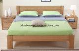 固体木のベッドの現代ベッド(M-X2343)