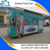 Chariot mobile conduit électrique de chariot à nourriture à vendre