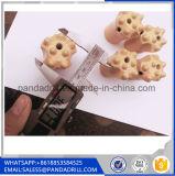 Qualidade Super 32mm, 7 botões no cone da perfuratriz de carboneto de tungsténio pouco