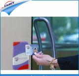 Лоснистая прокатанная карточка PVC NFC S50 1K зашифрованная памятью