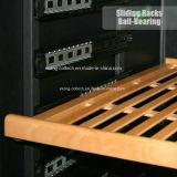 Aufgebaut im Doppelzonen-Wein-Kühlvorrichtung-Kühlraum/im Wein-Kühlraum