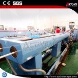 Belüftung-doppel-wandiges gewölbtes Rohr, Zeile/Strangpresßling-Zeile/Extruder produzierend