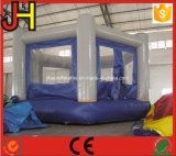 Yard-aufblasbarer Prahler-aufblasbares Schlag-Haus für Erwachsene