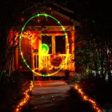 Laser ao ar livre impermeável do IP 65 para o feriado/decoração Home/jardim/partido