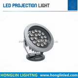 Alta potencia 18W Jardín de Luz LED Spotlight para paisaje