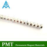 N50 D8X3 de Magneet van de Zeldzame aarde van de Schijf met Magnetisch Materiaal NdFeB