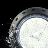 200W는 산업 LED 높은 만 빛 UFO 필름을%s 경경한다