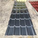 Haltbare überzogene Dach-Fliese für Baumaterial
