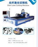 500W Laser de fibra gasosos máquina de corte de alta velocidade