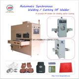 Saldatura e tagliatrice Synchronal ad alta frequenza per il profumo dell'automobile