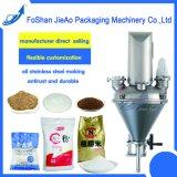 De Apparatuur van de Vullende en Verpakkende Machine van het poeder om Kerrie/Cacao/Koffie/Boete (ja-15lb-B) In te pakken