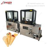 Pizza del cono de Commerical que hace la máquina del fabricante del cono de la pizza para la venta
