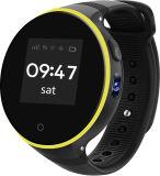 Bejaarde GPS die Slim Horloge volgen
