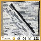 Gelber Quarz-Kultur-Stein für Wand-Umhüllung