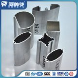 6063 perfis T5 de alumínio para a divisória do chuveiro do banheiro