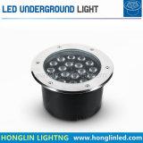 Im Freien Lichter der Landschaftsbeleuchtung-9W LED unterirdisch