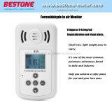 Medidor de formaldehído, Hcho en Monitor de aire Detector de Gas Medidor de temperatura de 805