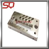 Машины Lathe CNC части точности латунной механически