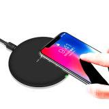 10W 9V зарядное устройство беспроводной связи ци быстрая зарядка для iPhone 8/X8 к сведению Samsung S7, S6, S8