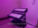 Светодиодный индикатор 120 ПК RGBW4В1 под руководством города цвет Освещение на стену
