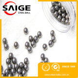 sfera del acciaio al carbonio di 4.80mm AISI1010 G100 per la trasparenza del cuscinetto