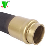 Slang van wereldklasse van de Concrete Vibrator van de Slang van 4 Duim de Rubber Hydraulische