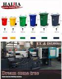 射出成形機械を作るプラスチックゴミ箱