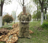 Костюм Ghillie/маскировочный костюм/одежда звероловства, листья полесья