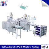 High Evaluate를 가진 자동적인 Medical Face Mask Disposable 3 Ply Surgical Face Mask Earloop Making Machine