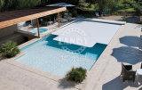 Láminas de Policarbonato automático cubierta de piscina cubierta eléctrica