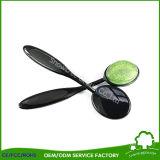 Cepillo del maquillaje de la cara con el cepillo del palillo del mezclador del silicón