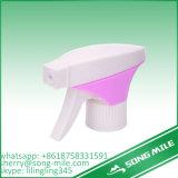 28/410 de cabeça do disparador do pulverizador da mão dos PP para o frasco plástico