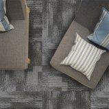 Indicador de la alfombra Melborne -1/12 Inicio mosaico con bitumen Volver