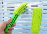 Выдержки из микроволокна закрывать окно щетки