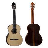 Гитара Aiersi двойная верхняя Smallman классическая от Yulong Guo (GC02A)