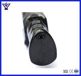 De krachtige Telescopische Elektrische Knuppel van de Politie met Sterk Flitslicht (syst-88)