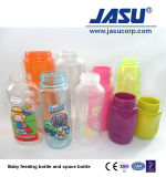 Frasco de alimentação plástico do bebê máquina de molde de uma etapa Isbm do sopro da injeção