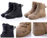 2 Colores del desierto de alta calidad Ranger del Ejército de combate táctico botas militares