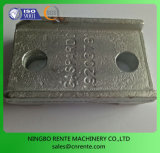 Нержавеющая сталь & латунные части головки цилиндра обрабатывать металла машины CNC/подвергать механической обработке/полировать гидровлические