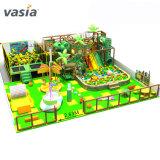 La norme ASTM a approuvé la Chine indoor-outdoor Kids Thèmes Aire de jeux de divertissement