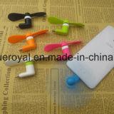 Zwei Schaufel USB-Miniventilator für Zellen-Foto